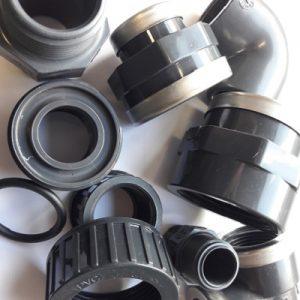PVC Druk Onderdelen