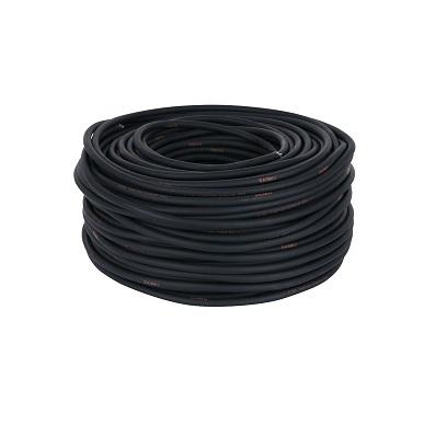 Kabel neopreen zwart 5g2. 5 (prijs per meter)