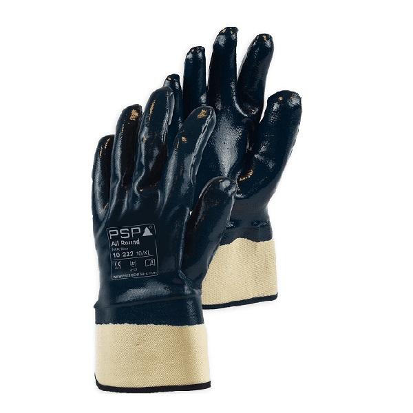 Handschoen allround blauw maat 10