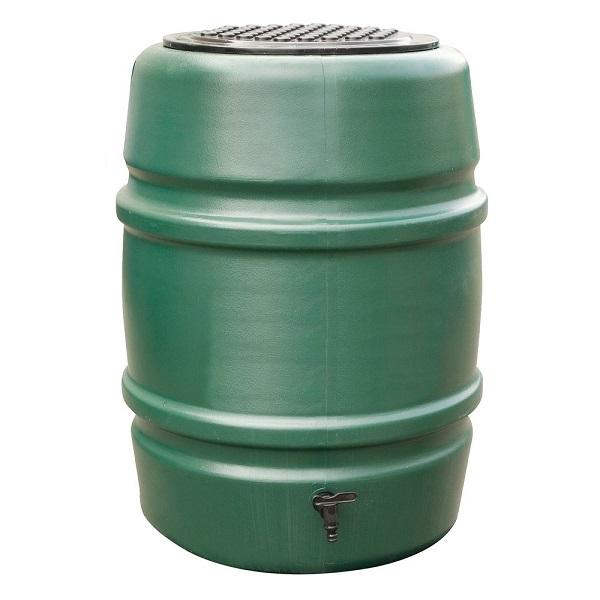 Regenton groen 227l