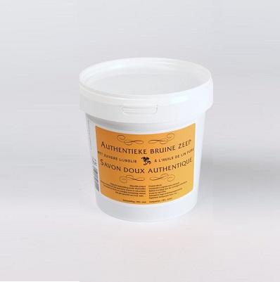 Authentieke bruine zeep 1kg