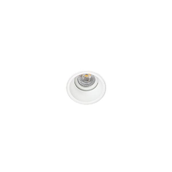 Spot armatuur inbouw bordeline bath led gu10 50w wit