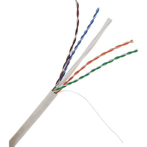 Kabel u/utp 4p cat6e (prijs per meter)