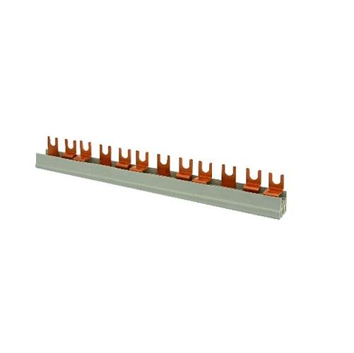 Kamgeleider vork 3f+n (l1/n/l2/n/l3/n) 18mod.