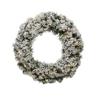 Kerstkrans imperial wreath snowy 35cm