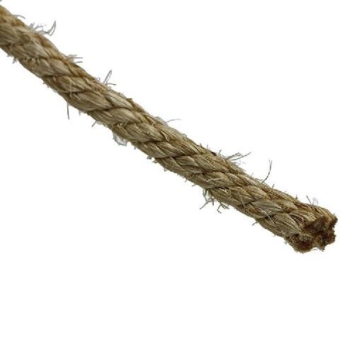 Sisal touw 6mm (per meter)