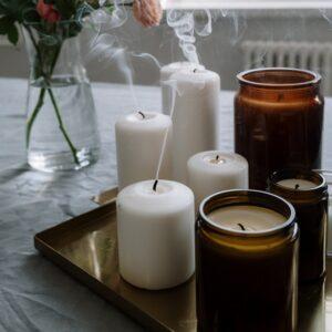 Kaarsen & Aanstekers
