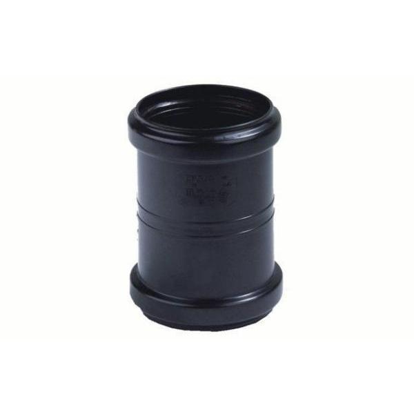 Pp zwart mof 50mm